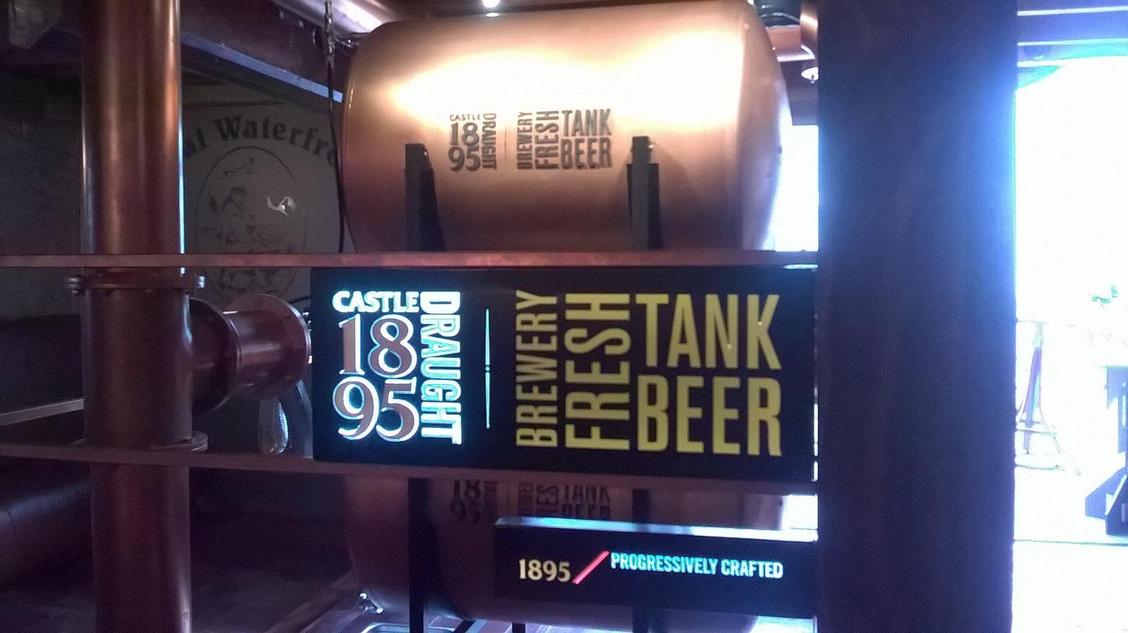 How to store beer kegs